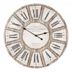Ogromny zegar 80 cm.