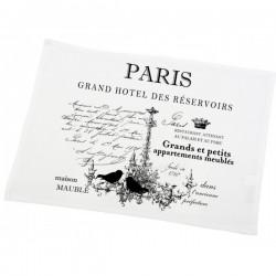 SERWETY NA STÓŁ BIAŁE PARIS...